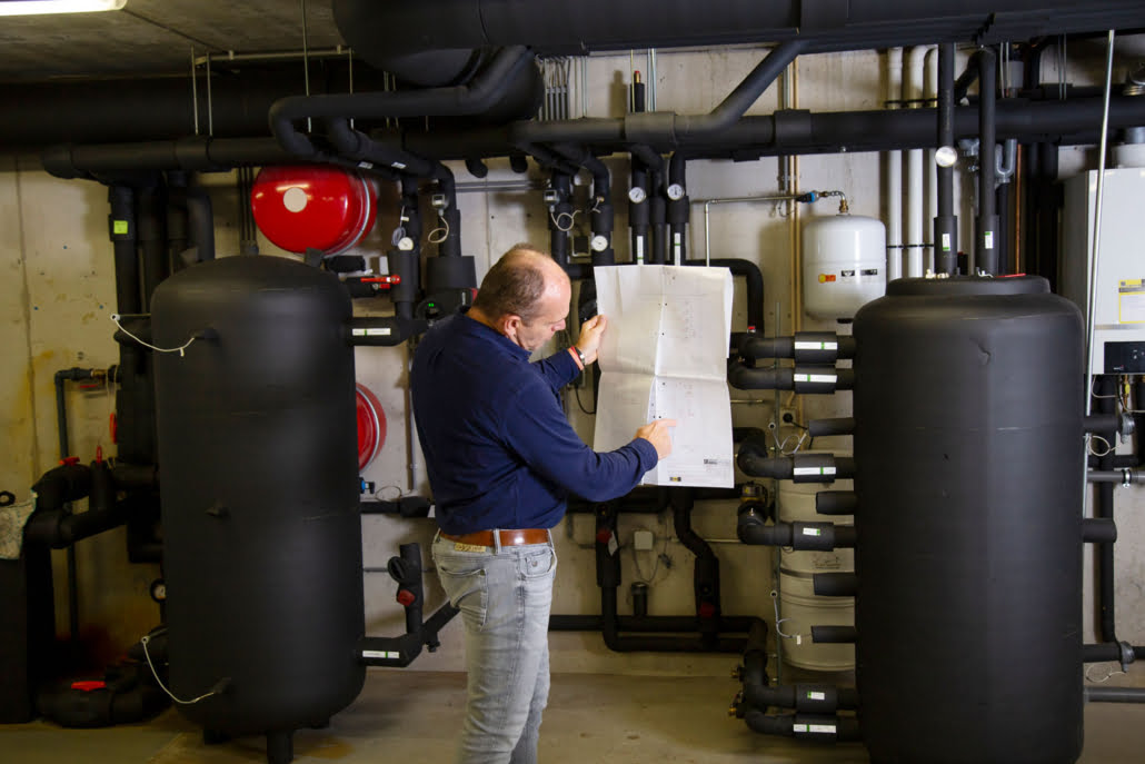 Ontzorgen installatiebeheer energie